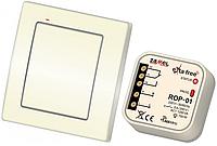 Беспроводной 1-канал. комплект управления освещением Zamel Exta Free RZB-01 (RNK-02+ROP-01)