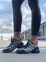 """Кроссовки Dior D-Connect """"Черные\Белые"""", фото 3"""