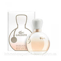 Парфюмированная вода Lacoste eau de lacoste pour femme edp 90 ml (лиц.)