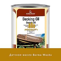 Датское масло Borma Wachs