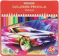 Кольорові олівц Premium