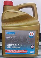 Motor Oil MP 5W-40 (кан. 1 л)