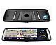 Зеркало-видеорегистратор с gps-навигацией и интернетом