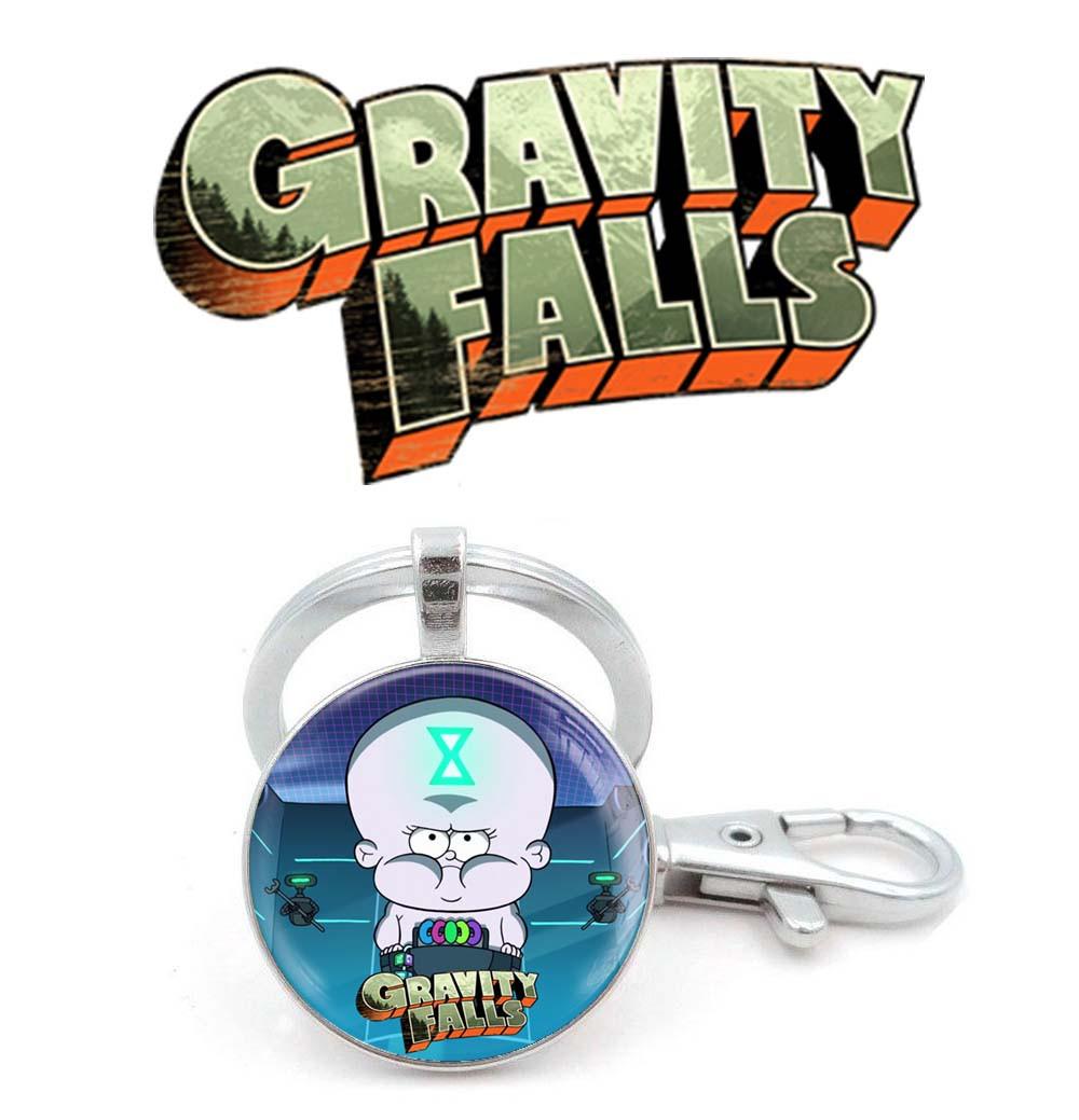 Брелок Малыш Времени Гравити Фолз / Gravity Falls