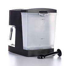 Кофемашина эспрессо Adler AD 4404 cooper 15 Bar, фото 2