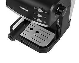 Кофеварка эспрессо Mesko MS 4409 black 15 Bar, фото 2