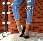 Женские туфли цвета серебро на платформе, натуральная кожа 36 ПОСЛЕДНИЙ РАЗМЕР, фото 3