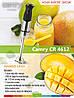 Погружной блендер (миксер, чопер) Camry CR 4612 + комплект, емкость 800 мл, фото 5