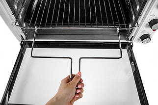 Электрическая печь духовка Camry CR 6008 обьем 63л мощность 2200вт, фото 3