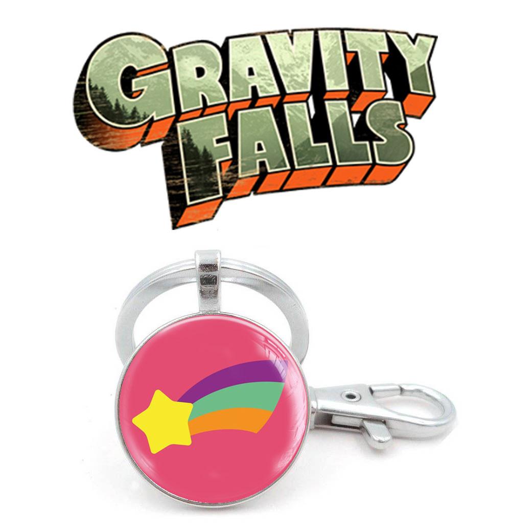 Брелок Звезда и Радуга Гравити Фолз / Gravity Falls