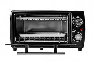 Электрическая печь духовка Camry CR 6016 обьем 9л мощность 1400вт, фото 3