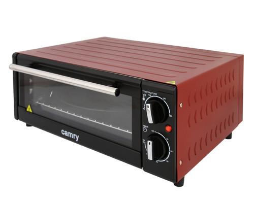 Электрическая печь духовка Camry CR 6015r обьем 14л мощность 1300вт