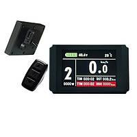 Дисплей KT-LCD8H для электровелосипеда (инструкция)