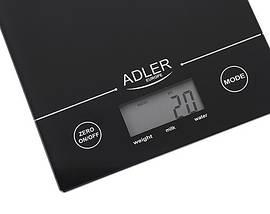 Кухонные весы электронные Adler AD 3138 b, фото 2