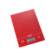 Кухонные весы электронные Adler AD 3138 r