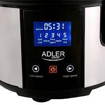 Соковыжималка Adler AD 4124 с ЖК-дисплеем 2000вт, фото 2