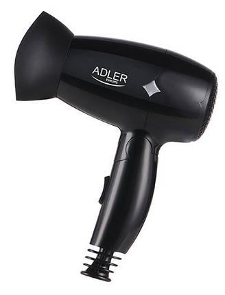 Фен для волос Adler AD 2251 1400w складная ручка, фото 2