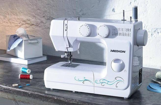 Швейная машина Medion md17329 60 программ пошива, фото 2