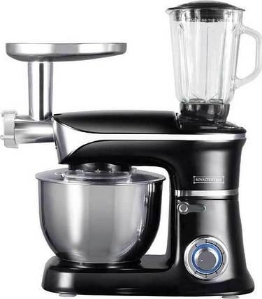 Кухонная машина Royalty Line RL-PKM1900.7BG Black, фото 2