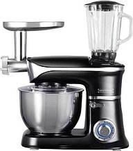 Кухонная машина Royalty Line RL-PKM1900.7BG Black