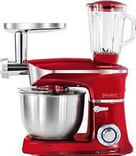 Кухонная машина Royalty Line RL-PKM1900.7BG Red