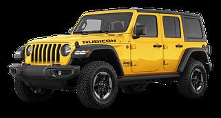 Тюнинг Jeep Wrangler JL (2018-...)