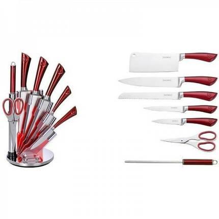 Набор кухонных ножей Royalty Line Switzerland RL-KSS804, фото 2