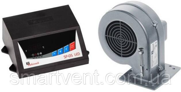 Комплект котла (реле управл.+вентилятор) KG SP-05+DP-02