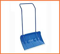 "Лопата скрепер для снега ""TURBO""(голубая), фото 1"