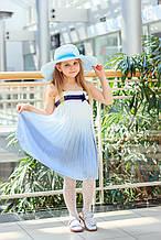 Нарядное платье для девочки Byblos Италия BJ3511 Белый
