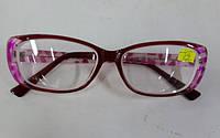 Женские очки со стеклянными линзами, Изюм, очки с диоптриями  от  -4,5 до -6,0