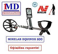 Металошукач Minelab Equinox 600