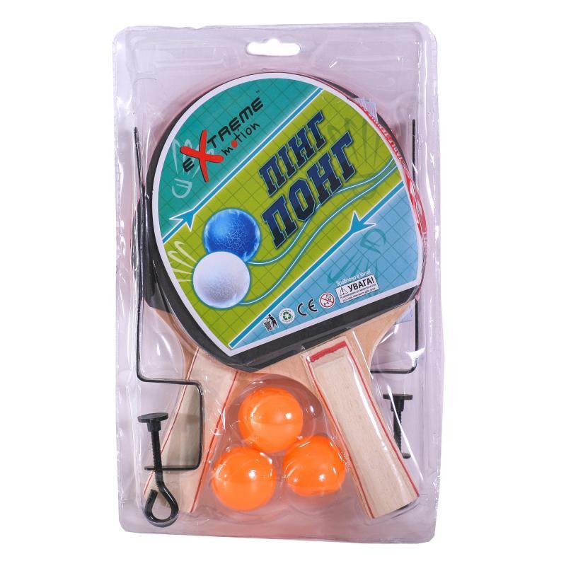 Настольный теннис с сеткой А00546