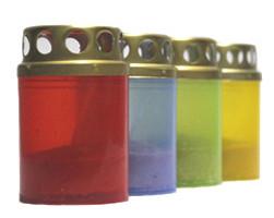 Свічка лампадка (пластмаса)