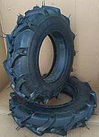 Резина на мотоблок 6.00-12 c камерой 12 PR (R1) Quality 405 kg Тайвань