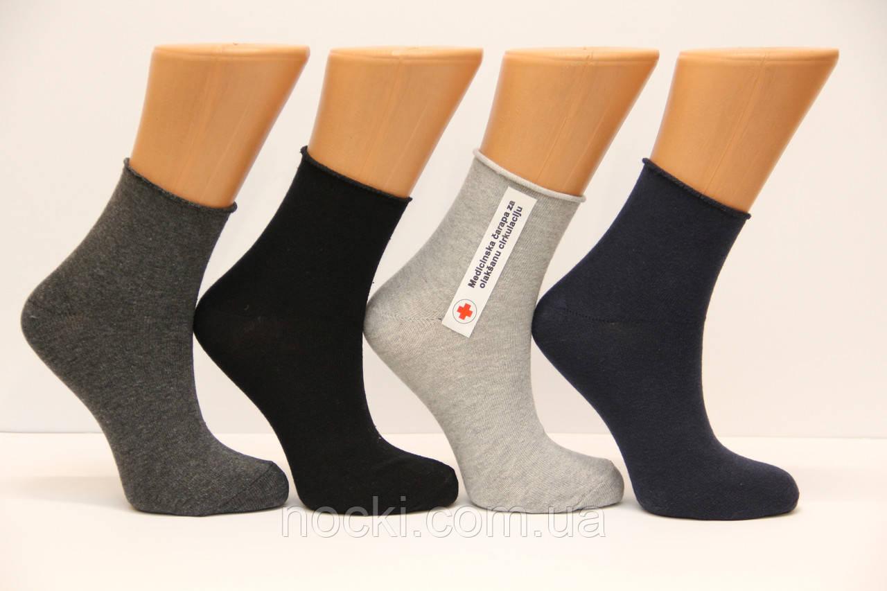 Носки мужские стрейчевые диабетические Кардешлер гладкие