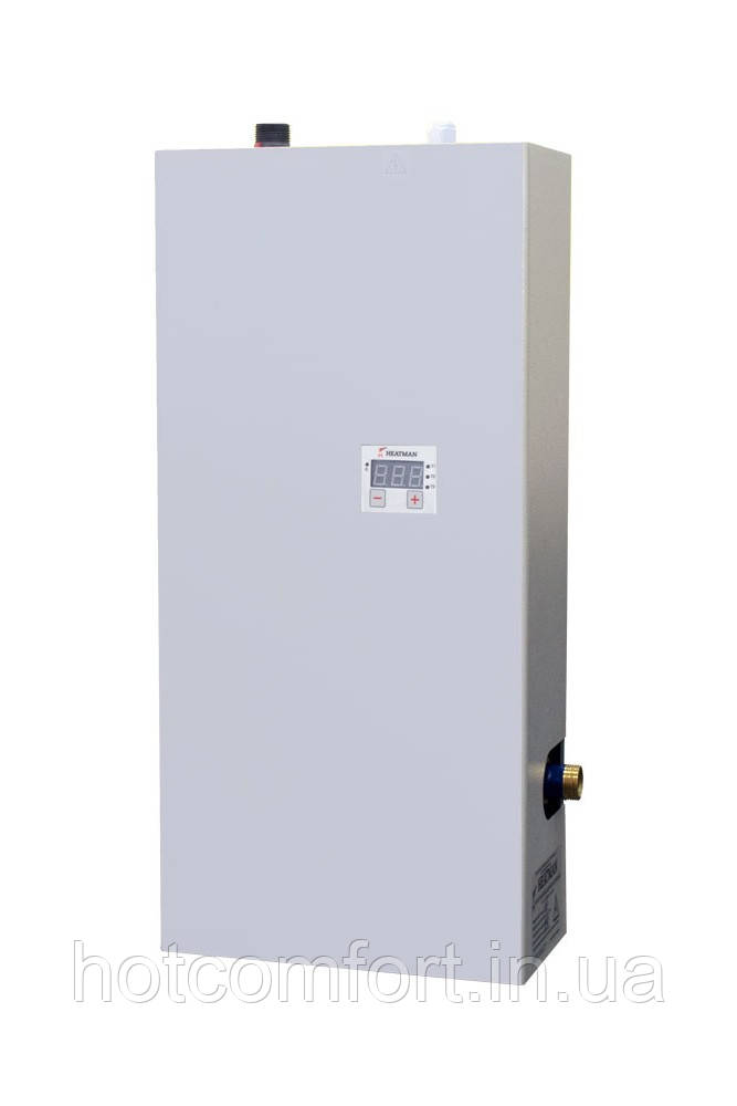 Електричний котел Heatman (Хітмен) Trend 6/220В (електрокотел)