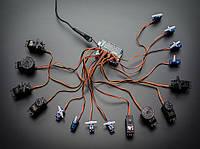 16 канальний 12-bit PWM/Servo Shield Arduino I2C інтерфейс від Adafruit, фото 1