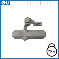 Доводчик GU OTS 140 (коленная тяга) белый