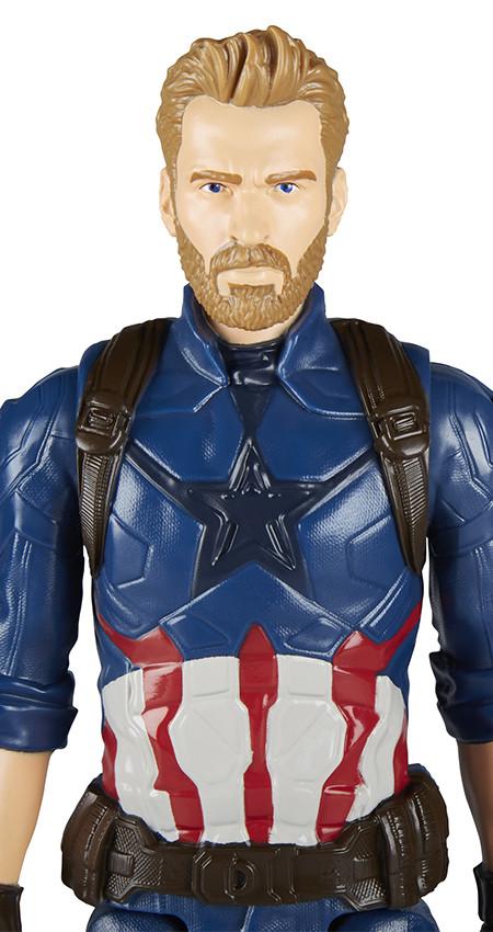Фигурка  Капитан Америка 30 см - Captain America Avengers