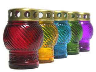 Свеча (шар средняя) лампадка