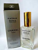Духи Шанель Платинум Эгоист 60 мл (Chanel Platinum Egoiste 60 ml) / мужские