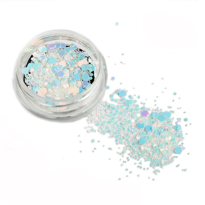 Дизайн бриллиантовая пыль 08