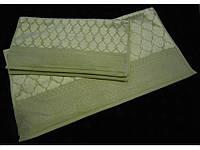 Качественное велюровое полотенце 50X100 Sahra