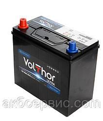 Акумулятор автомобільний VolThor 6СТ-45 Аз Asia Ultra