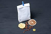 Пакет для шаурмы, чая, кофе, булочек, пончиков, выпечки 100мм*30мм*230 мм. белый