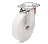 Колеса полиамидные из высококачественного полиамида-6 диаметр 80 мм с поворотным кронштейном