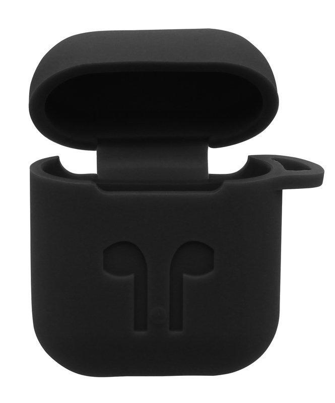 Чехол Silicone Case для AirPods (Black)