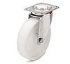 Колеса полиамидные из высококачественного полиамида-6 диаметр 100 мм с поворотным кронштейном