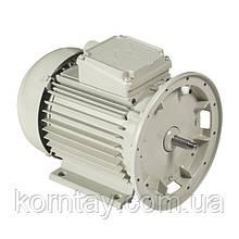 Мотор трехфазного тока 1,5kW 3000/3600RPM 230/400V